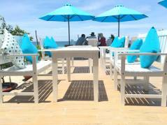 quán café dạng deck